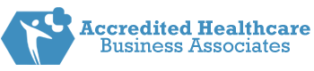 Logo, Accredited Healthcare Business Associates