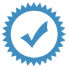 Approval Seal Icon
